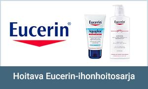 Eucerin ihonhoitosarja