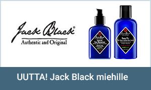 Jack Black ihonhoitosarja miehille
