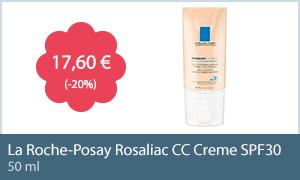 KAMPANJA: La Roche-Posay Rosaliac CC Creme SPF 30